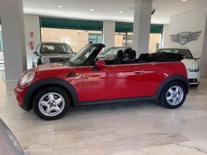 Mini Cabrio One Seminuevo